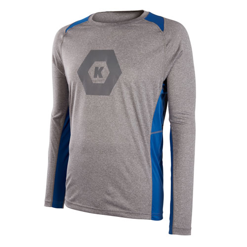 Kobalt Color-Block T-shirt