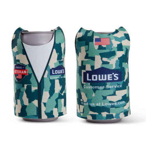 Veteran Service Vest Can Cooler