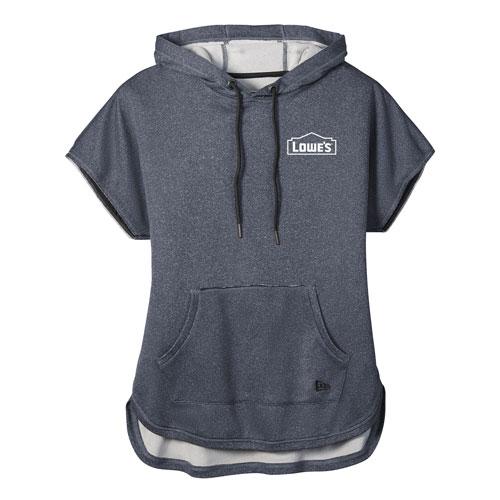 Women's New Era® Short-Sleeve Hoodie