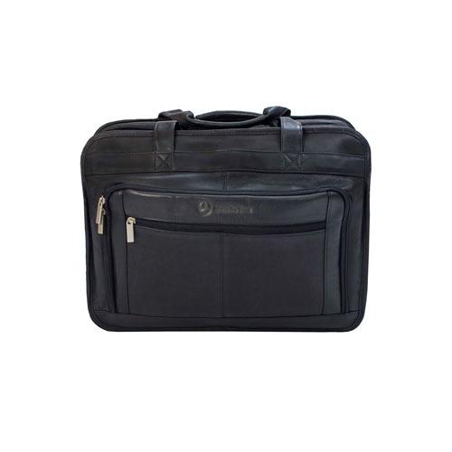 Superior Leather Laptop Brief