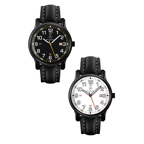 Men's Luminous Watch - White