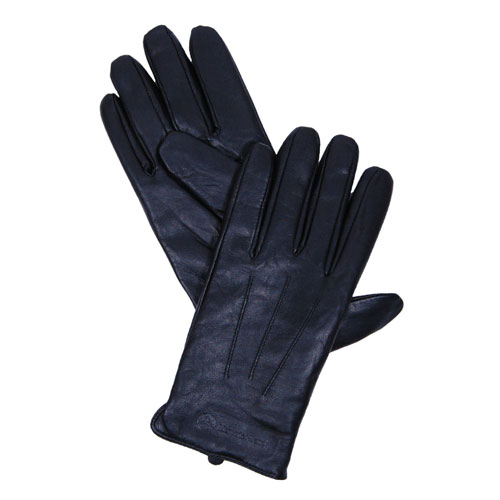 Women's Leather Touchscreen Gloves