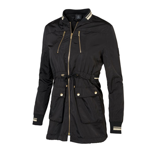 Women's Belted Jacket