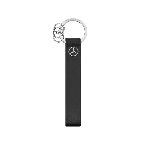 Leather Loop Key Ring