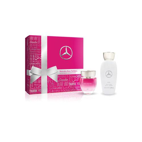 Mercedes-Benz Rose Gift Set