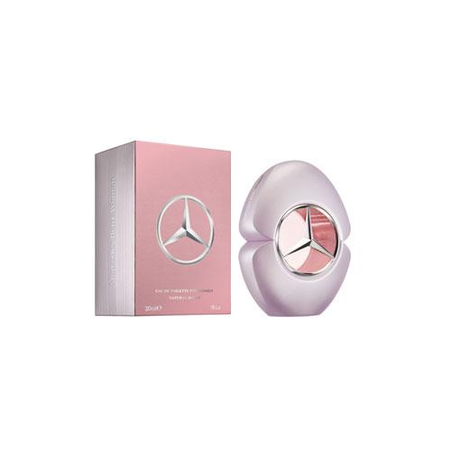 Mercedes-Benz Woman Eau De Toilette Natural Spray 30 Ml