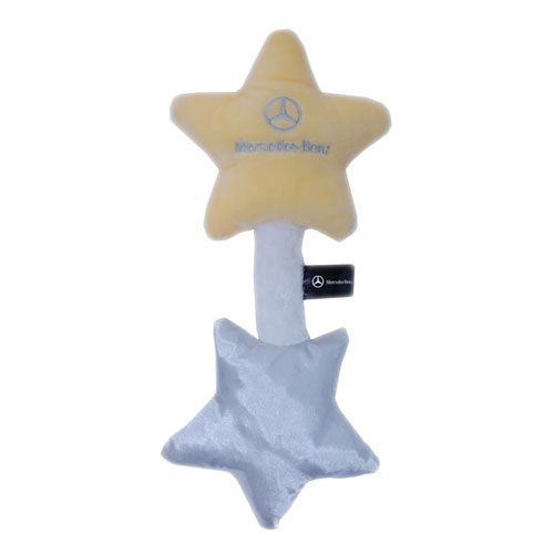 Star Baby Rattle