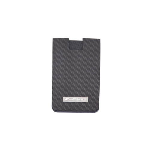 AMG Carbon Fiber Business Card Case