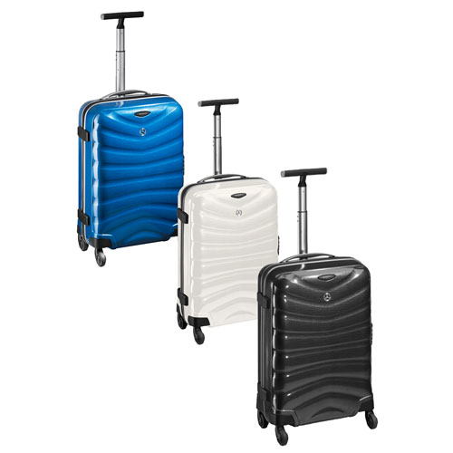 """Spinner Suitcase, 22"""" - WHITE"""