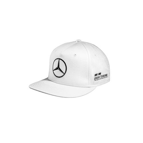 Mercedes-AMG Petronas Motorsport Flat Brim Hamilton Cap