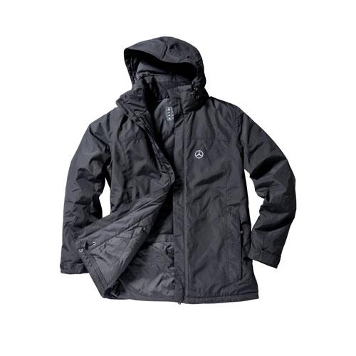 Men's Water-Repellent Winter Jacket