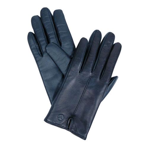 Women's Italian Leather Touchscreen Gloves