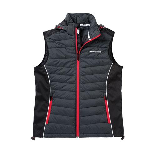 Men's AMG Puffer Vest