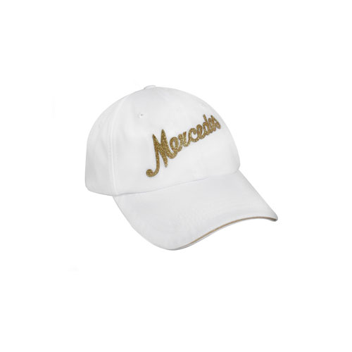 Women's Mercedes Script Cap