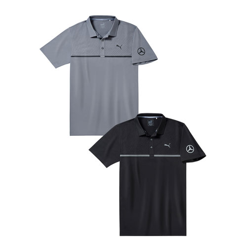 Men's Puma® Golf Polo - GRAY