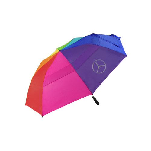 Compact Colorful Umbrella