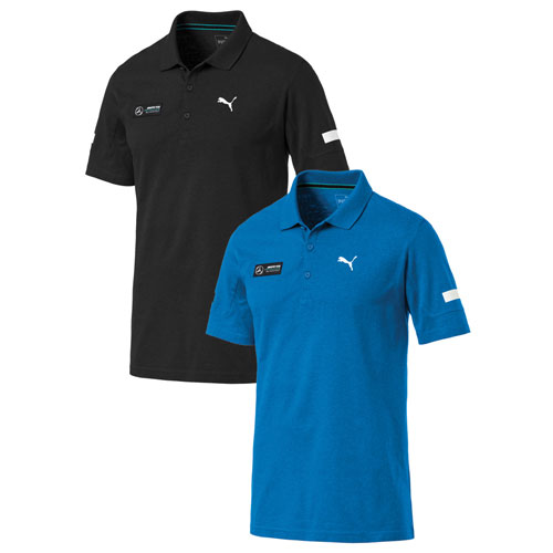 Men's Puma Mapm Polo - BLACK