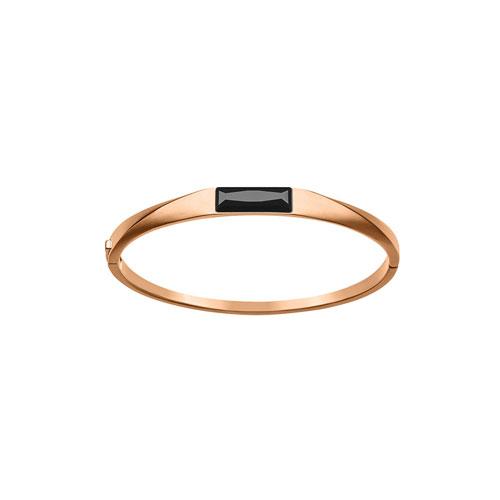 Swarovski® Crystal And Rose Gold Bracelet