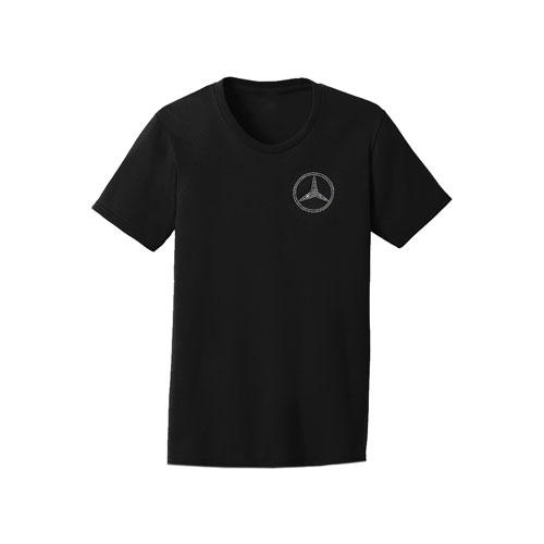 Women's Crystal Star T-Shirt