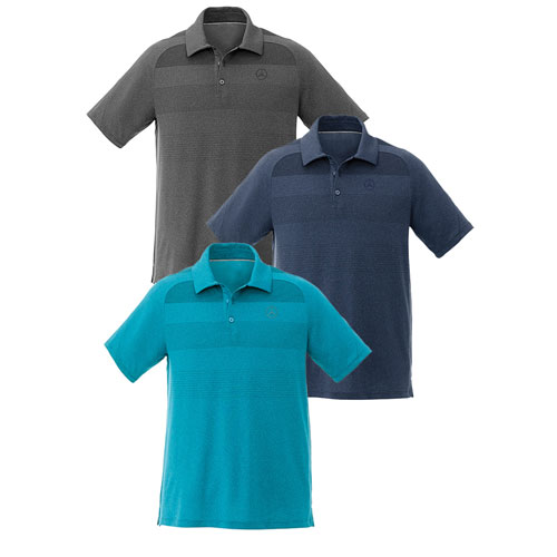Men's Subtle Style Polo - GRAY