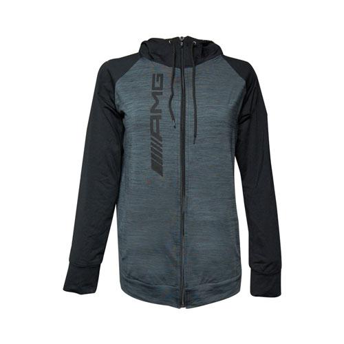 Women's AMG Full-Zip Hoodie Sweatshirt