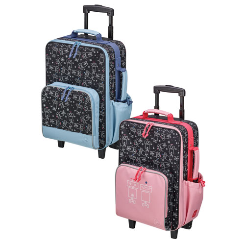 Youth Rolling Luggage - PINK