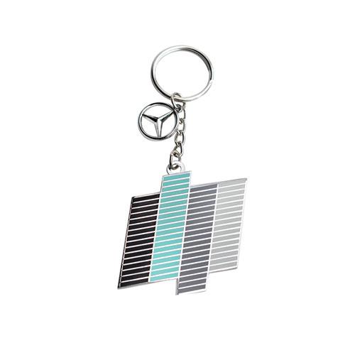 Motorsport Key Ring