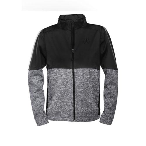 Men's Mercedes-Benz Stadium All-Season Soft Shell Jacket