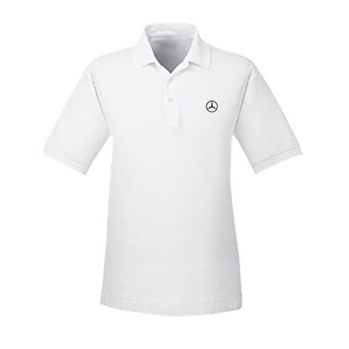 Men's Everyday Short-Sleeve Cotton Polo