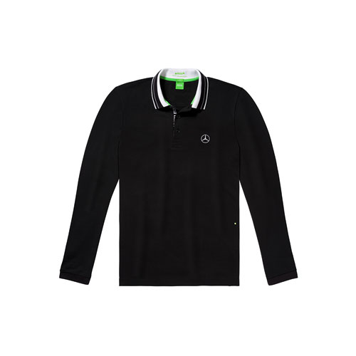 Men's Hugo Boss® Long-Sleeve Polo