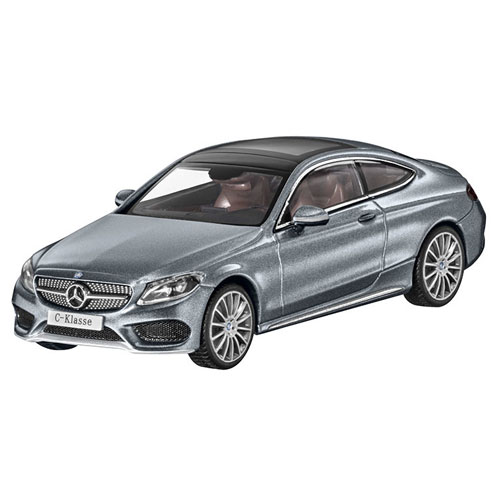 C-Class Coupe 1:43, 2016