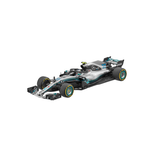 Mercedes-AMG Petronas Formula One Team, 2018, Bottas, 1:43