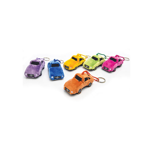 300 SL Plush Key Ring - YELLOW