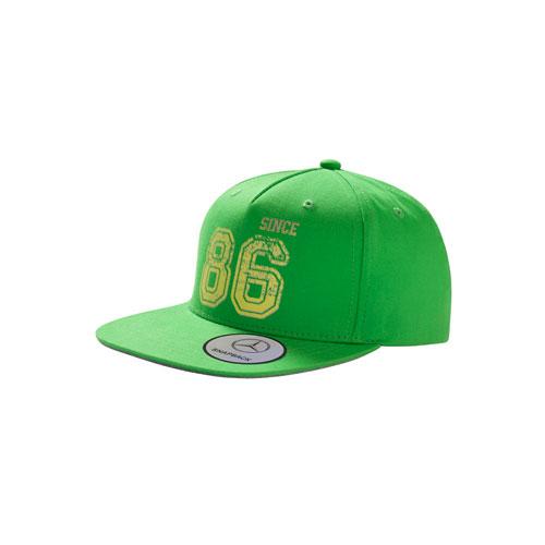Youth 86 Flat Brim Cap