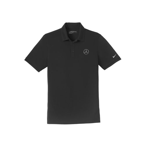 Men's Mercedes-Benz Stadium Nike Dri-Fit Polo