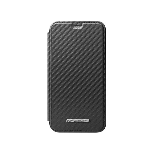 AMG Carbon Fiber Bookstyle Phone Case - iPhone® X