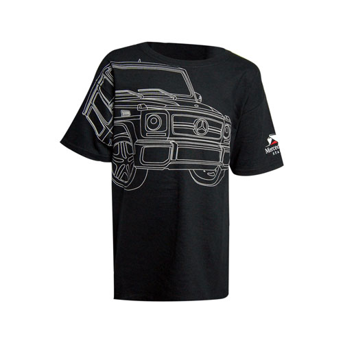 Youth Mercedes-Benz Stadium G-Wagon T-Shirt