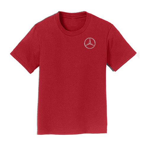 Youth Star Crewneck T-Shirt