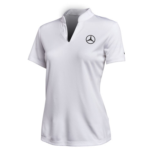 Women's Nike Textured V-Neck Top