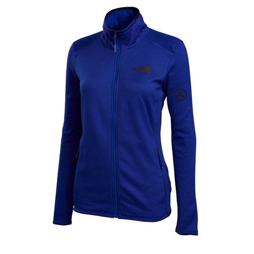 Women's North Face Skyline Full-Zip Fleece
