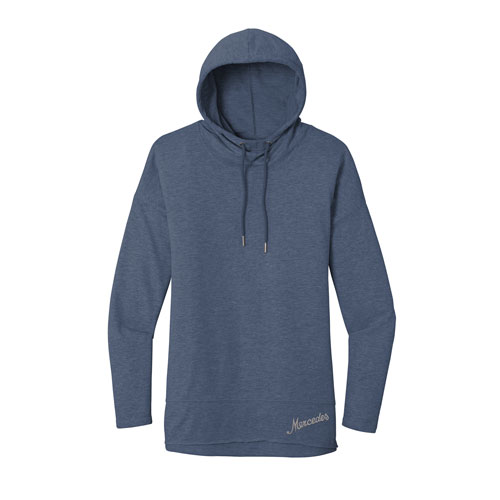 District Ladies French Terry Hoodie