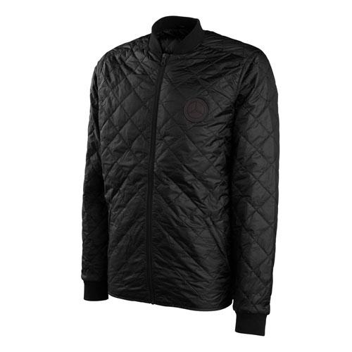 Men's Quilted Full-Zip Jacket