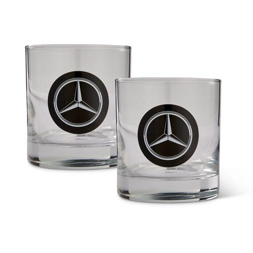 11oz Commemorative Glass Set of 2