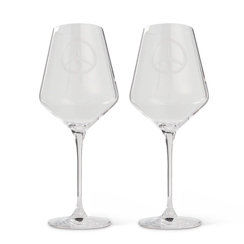 17.5oz Tempo Red Wine Glass Set of 2