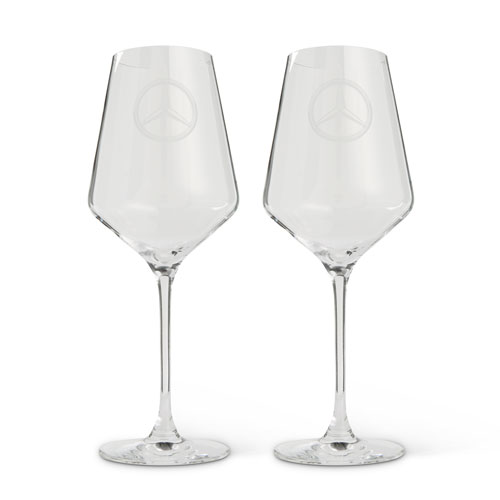 14oz Tempo White Wine Glass Set of 2