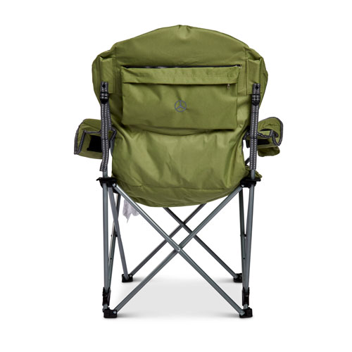 Picnic Time Reclining Folding Chair