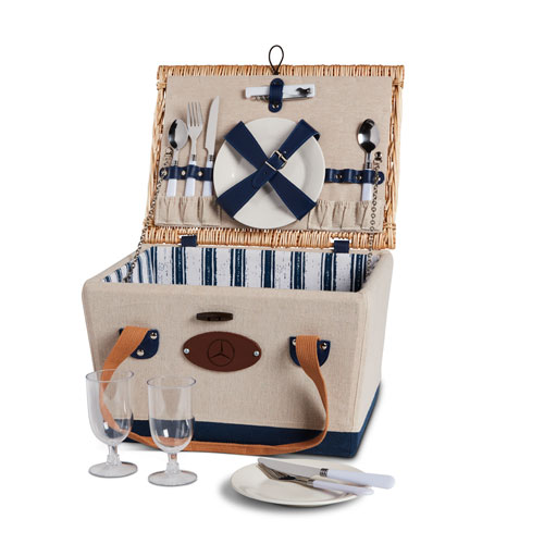 Picnic Time Boardwalk Picnic Basket