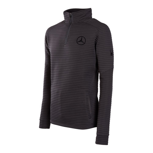 Men's Spyder Capture Quarter-Zip Fleece
