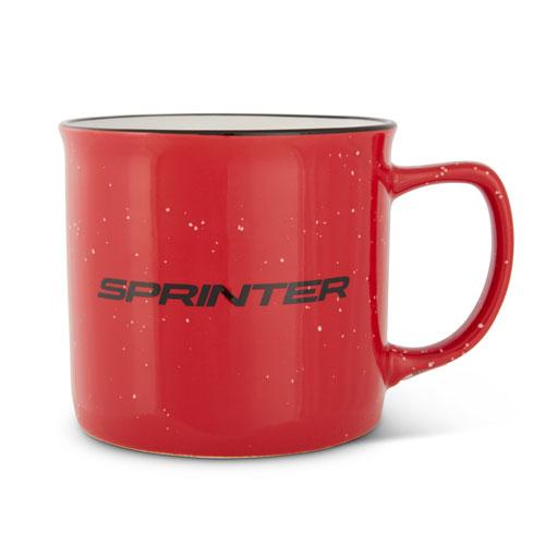 Sprinter Camp Mug