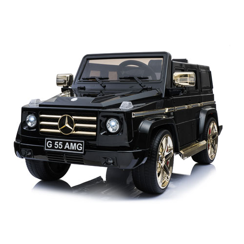 Mercedes-Benz G55 AMG Electric Ride On Toy Car